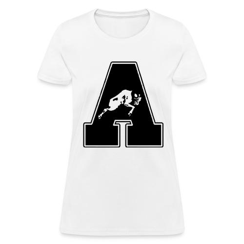 Who You Wit - Aries (Women) - Women's T-Shirt
