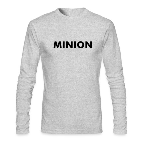 Minionshirt, Project Yak Attack - Men's Long Sleeve T-Shirt by Next Level