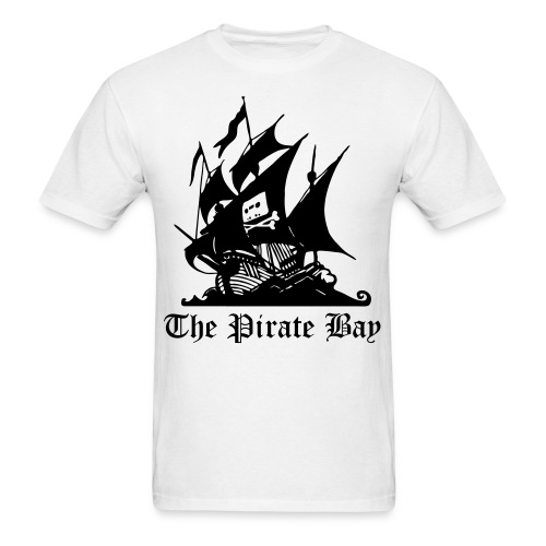The Pirate Bay (Authorised) - Men's T-Shirt