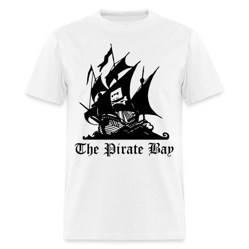 The Pirate Bay (Authorised) - Men's T-Shirt