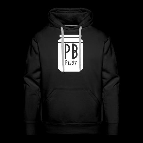 PBPiggy Premium Hoodie (Mens) - Men's Premium Hoodie