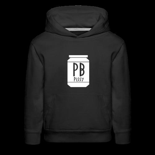 PBPiggy Premium Hoodie (Kids) - Kids' Premium Hoodie