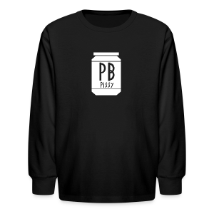 PBPiggy Long Sleeve (Kids) - Kids' Long Sleeve T-Shirt