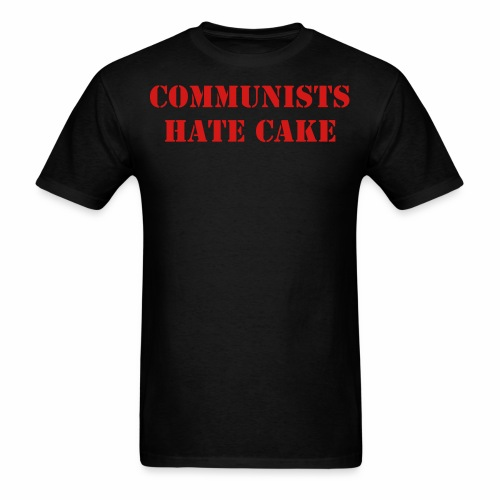 Communist Cake - Men's T-Shirt