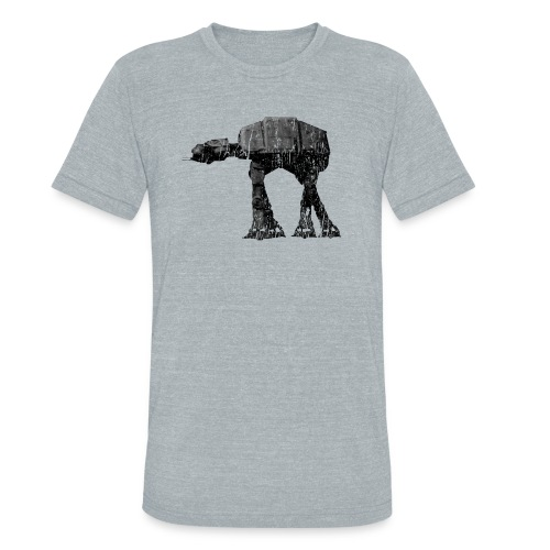 Vintage Imperial AT-AT - Unisex Tri-Blend T-Shirt