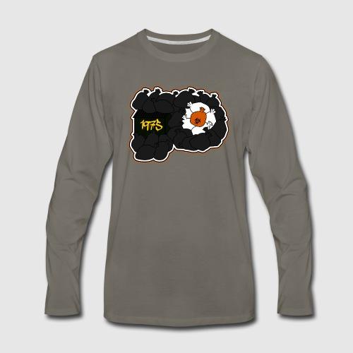 Philly Trash Heap - Men's Premium Long Sleeve T-Shirt