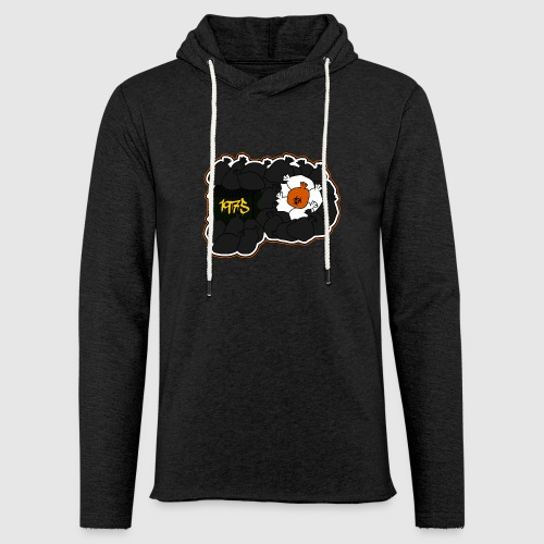 Philly Trash Heap - Unisex Lightweight Terry Hoodie