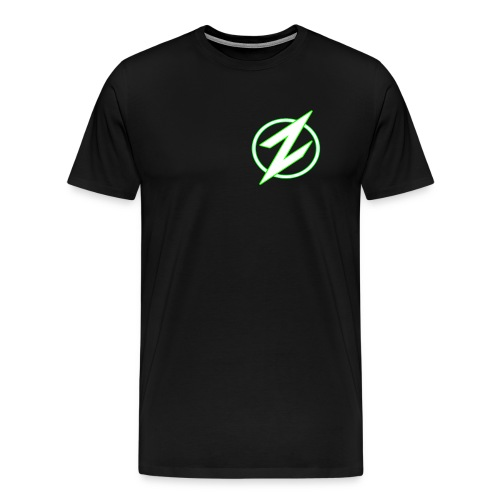 Green Z Mens Tshirt - Men's Premium T-Shirt