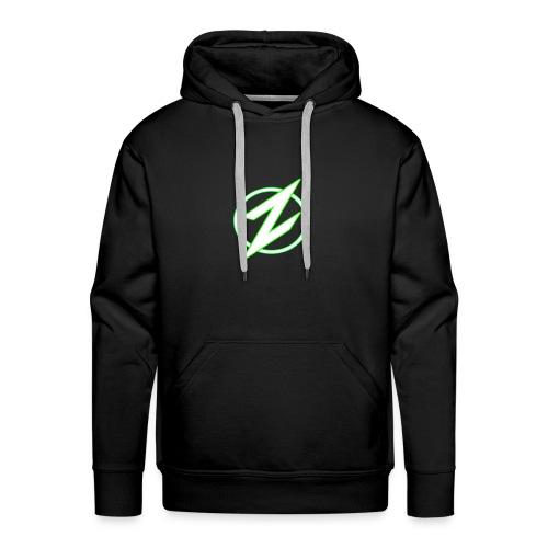 Green Z mens hoodie - Men's Premium Hoodie
