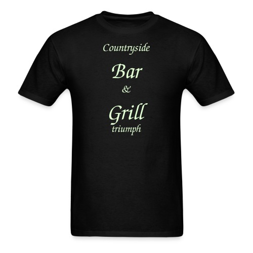 Cheap Shirt - IT GLOWS - Men's T-Shirt