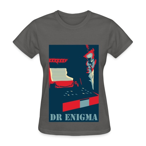 Dr Enigma - women's T-shirt - Women's T-Shirt