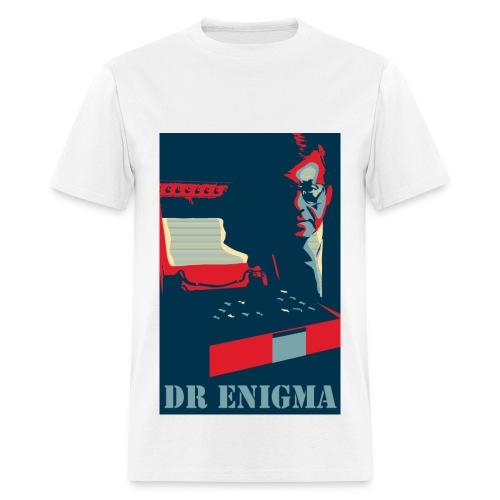 Dr Enigma - Men's T-shirt - Men's T-Shirt