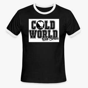 CWWS Men's Ringer Shirt  - Men's Ringer T-Shirt