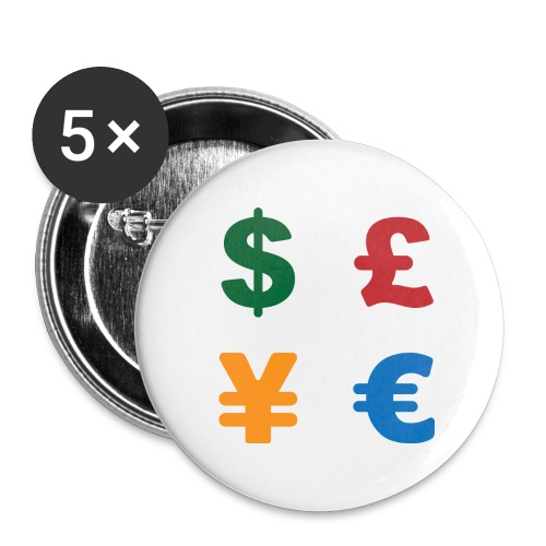 Dollar Pound Yen Euro Currency Symbol Dimkadnb