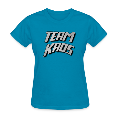 Team KAOS (Ladies) - Women's T-Shirt
