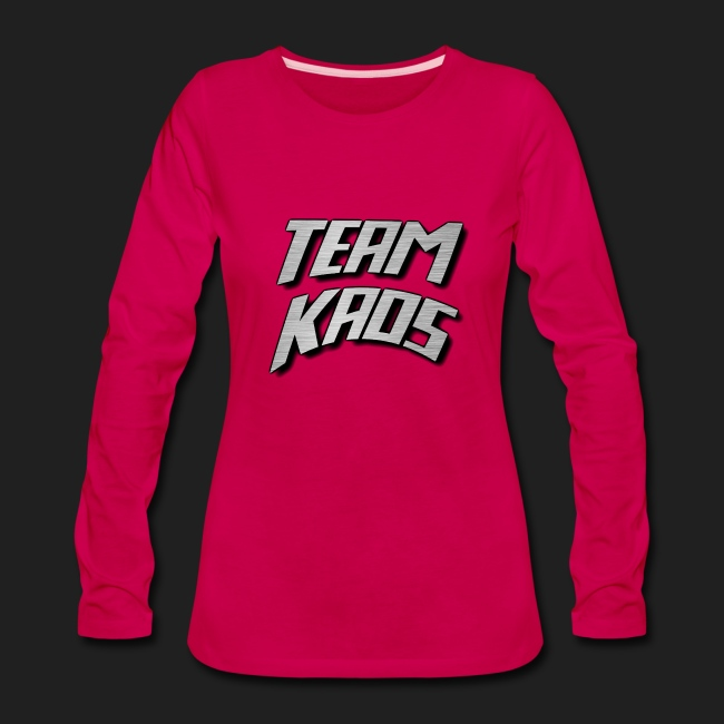Team KAOS (Long Sleeve - Ladies)