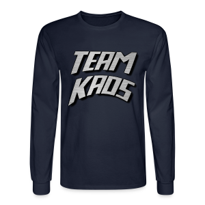 Team KAOS (Long Sleeve - Guys) - Men's Long Sleeve T-Shirt