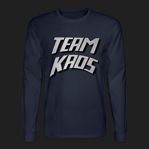 Team KAOS (Long Sleeve - Guys) - Men's Long Sleeve T-Shirt