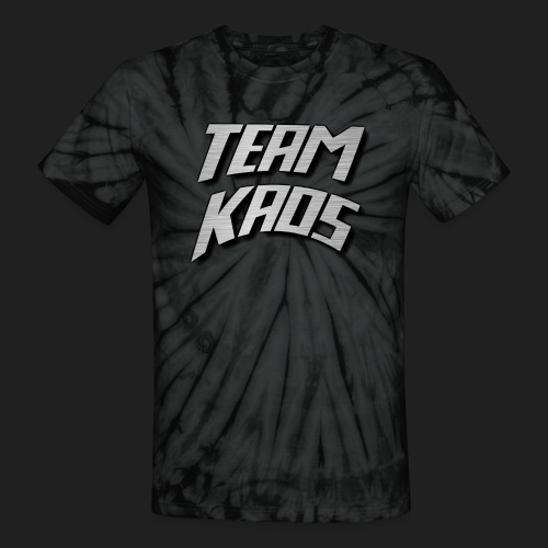 Team KAOS (Tie Dye) - Unisex Tie Dye T-Shirt