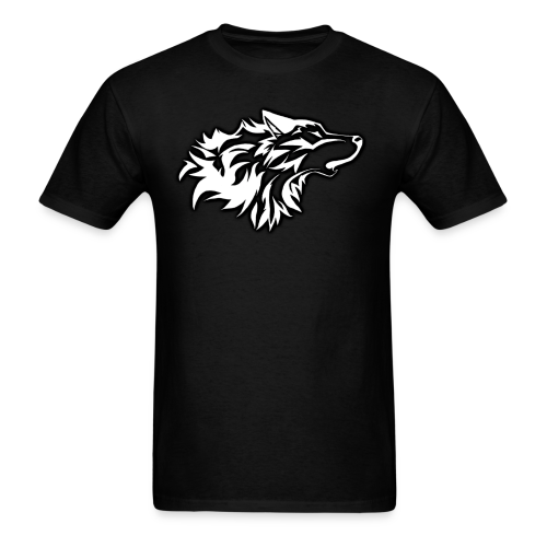 Wolfe Pack (Black Version) - Men's T-Shirt