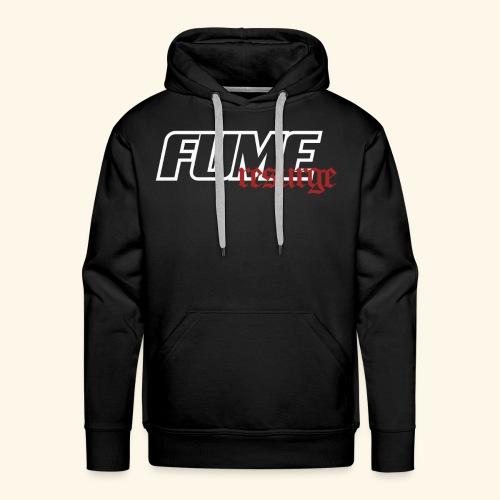 FuMe Resurge Hoodie (Brand Spreadshirt) - Men's Premium Hoodie