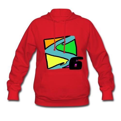 Shnooky6 Logo - Women's Hoodie