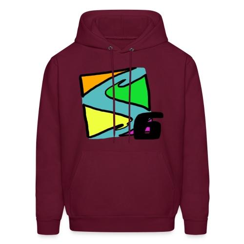 Shnooky6 Logo - Men's Hoodie