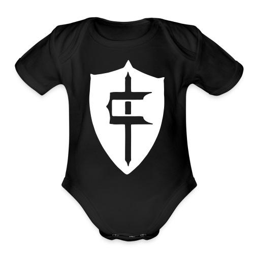 Baby 1 piece-Canonize - Organic Short Sleeve Baby Bodysuit
