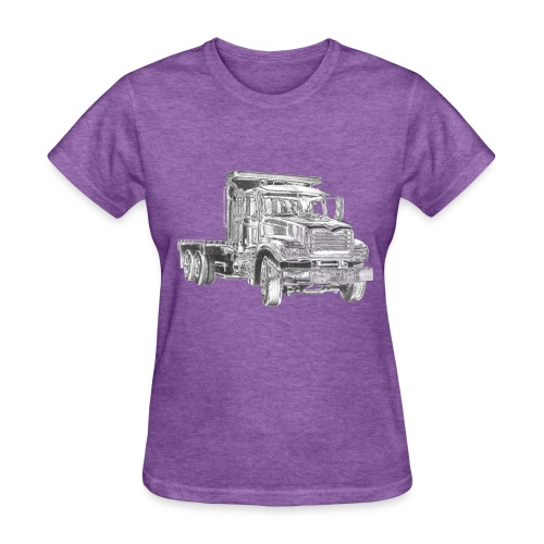 Flatbed Truck - Women's T-Shirt