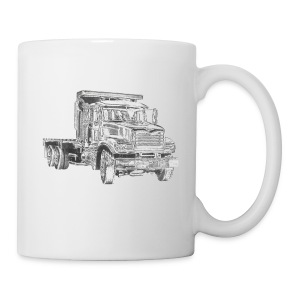 Flatbed Truck - Coffee/Tea Mug