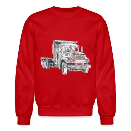 Flatbed Truck - Crewneck Sweatshirt