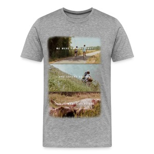 Call Me By Your Name - Friends and Lovers - Men's Premium T-Shirt