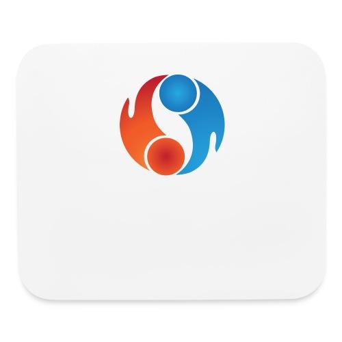 Mouse Pad - White Logo - Mouse pad Horizontal