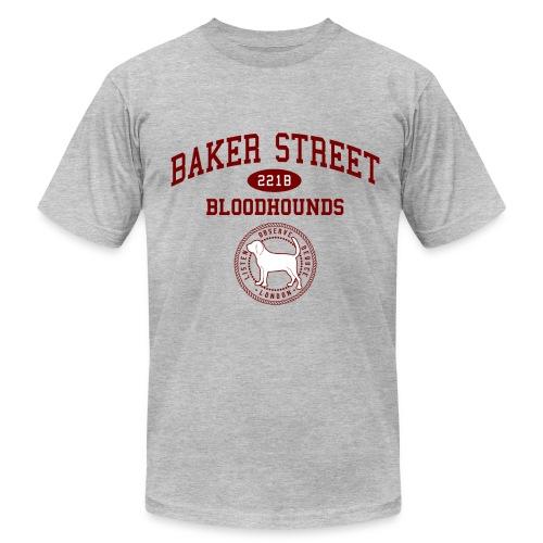 Baker Street Bloodhounds - Men's Fine Jersey T-Shirt