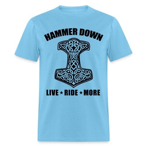Hammer Down - Premium T-Shirt - Men's T-Shirt
