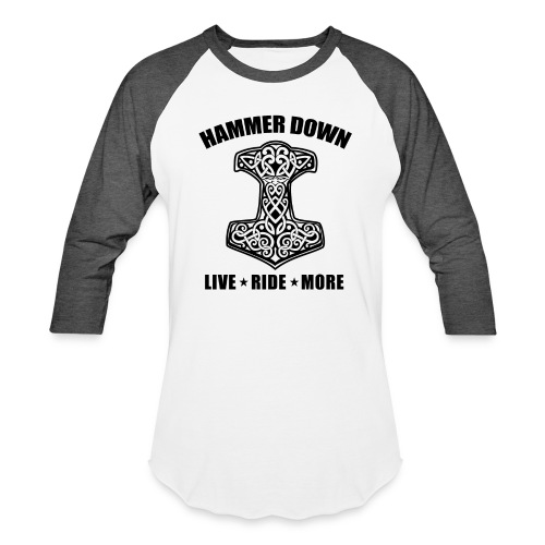 Hammer Down - Baseball Shirt - Baseball T-Shirt