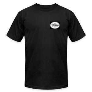 Las Vegas - Men's Fine Jersey T-Shirt