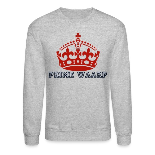 Prime Waarp King - Crewneck Sweatshirt