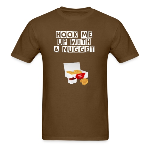 Yo Hook Em Up - Men's T-Shirt