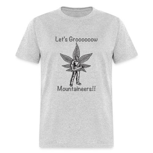 lets grow! - Men's T-Shirt