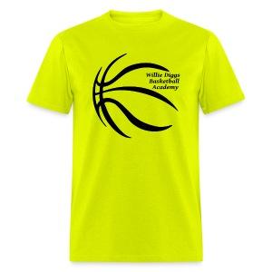 Willie Diggs Basketball Academy Tee - Men's T-Shirt