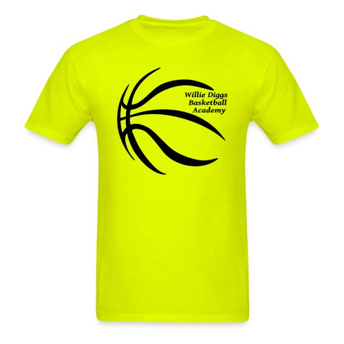 Willie Diggs Basketball Academy Tee - Men's T-Shirt
