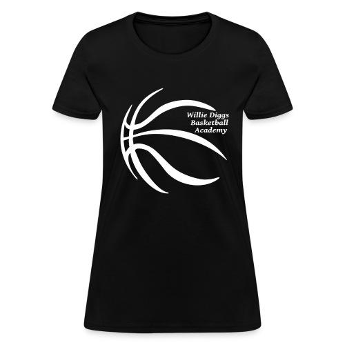 Willie Diggs Basketball Academy Tee - Women's T-Shirt