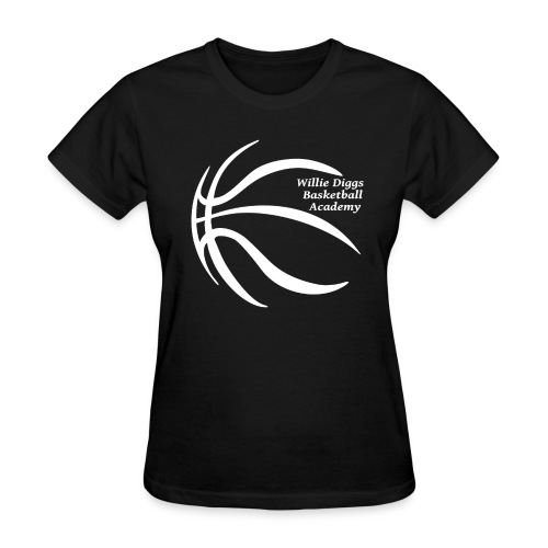 Willie Diggs Basketball Academy Tee - Women's T-Shirt