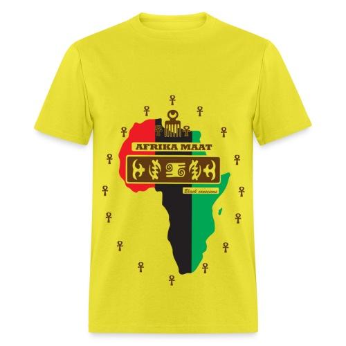 Afrika Maat - Men's T-Shirt