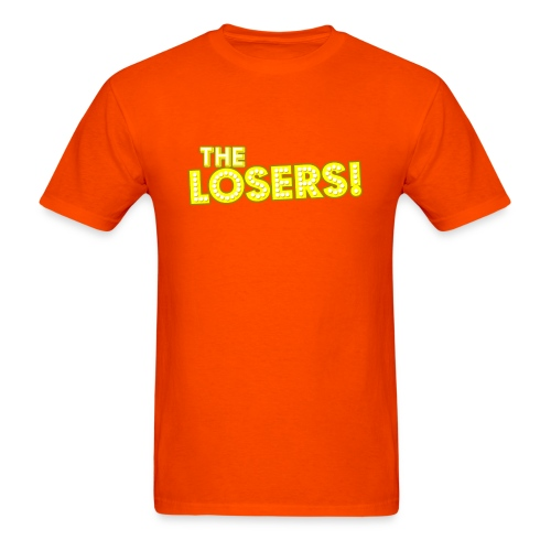 The Losers! logo shirt - Men's T-Shirt