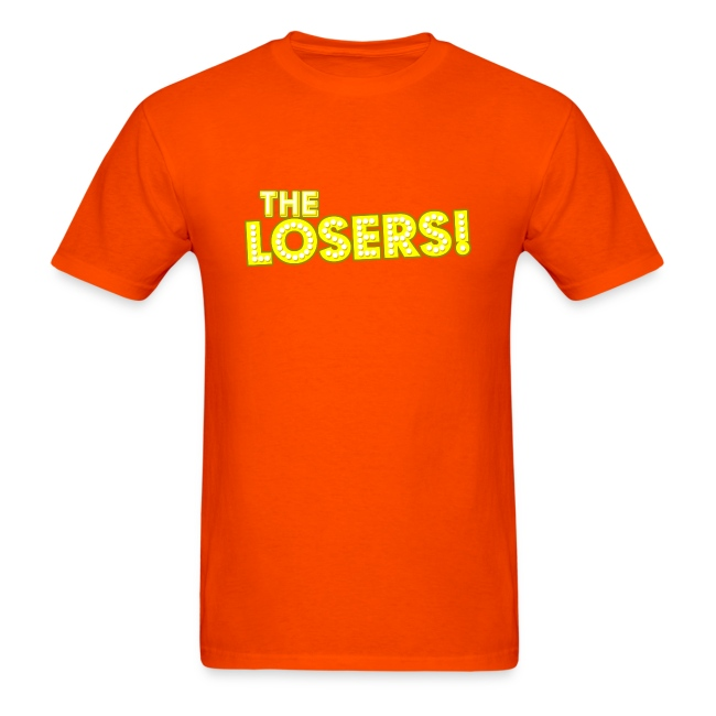 The Losers! logo shirt