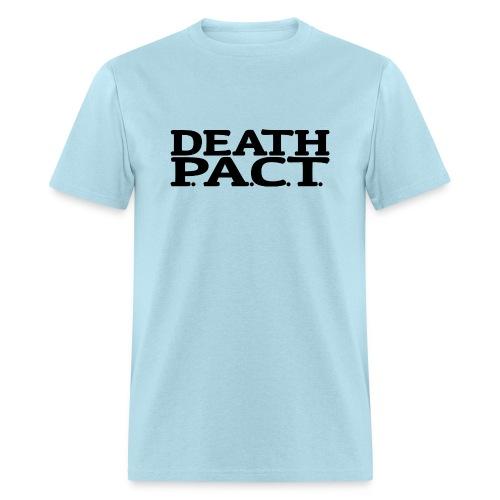 Death P.A.C.T. logo shirt - Men's T-Shirt