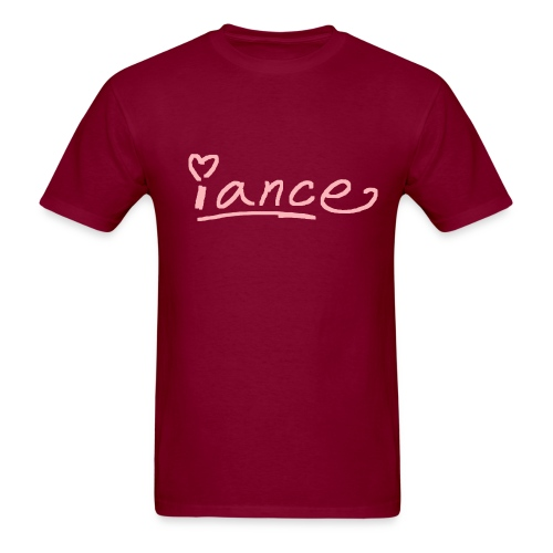iance podium shirt - Men's T-Shirt