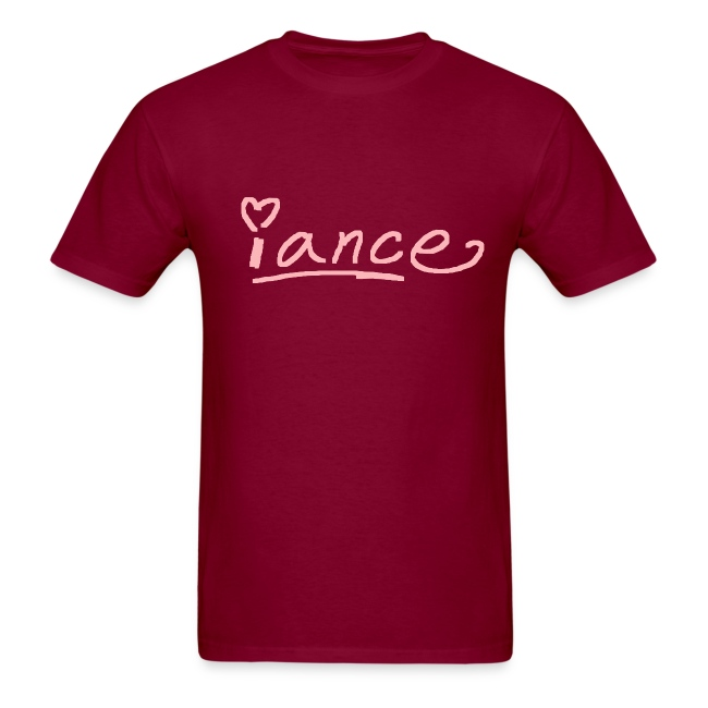 iance podium shirt | Men's T-Shirt
